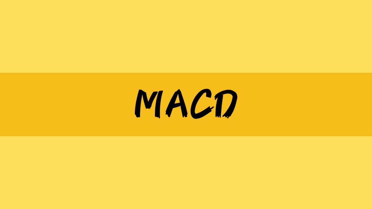 【XM】MACDの初心者向け解説!MT4・MT5の表示・見方など