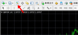 XMのストップレベル確認方法