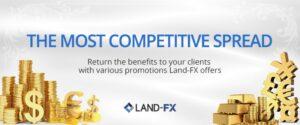 LANDFXの入金ボーナス
